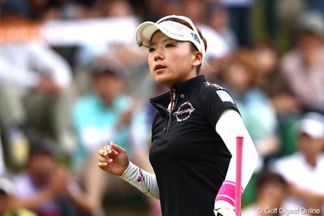 有村智恵選手、米女子ゴルフ予選初日は25位