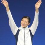 池江璃花子、4個目の金メダル アジア大会